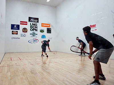 Racquetball - Tournament