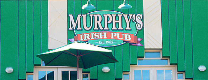 Murphys Outdoor Patio 2nd Street